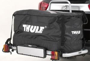 Deze degelijke bagagezak kost slechts €169,50 en past ook op dit basisrek