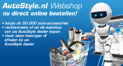 De AutoStyle webshop van Autoshop De Eend