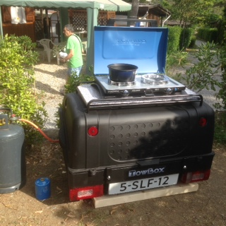 towbox keuken